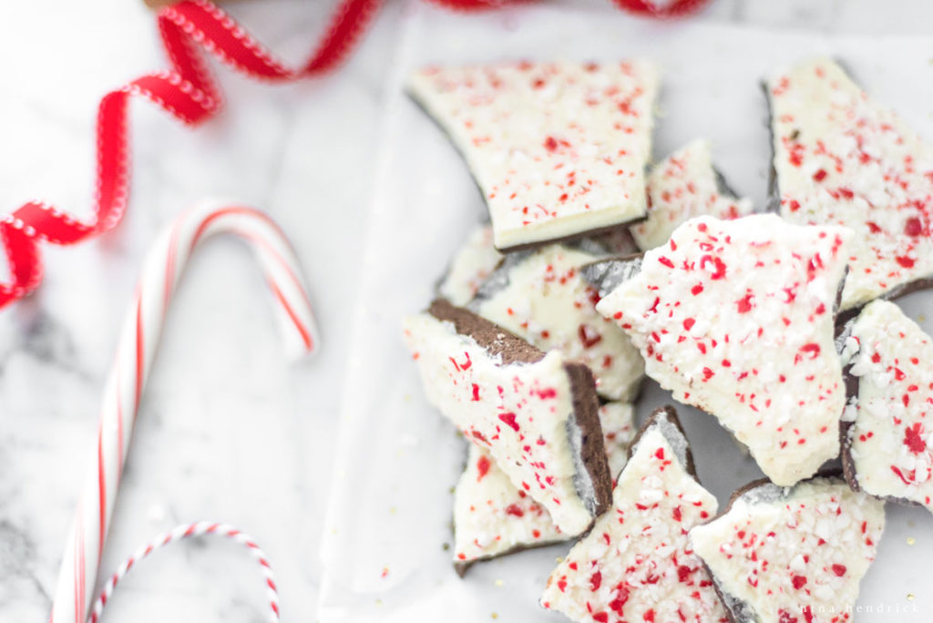 Classic Peppermint Bark recipe