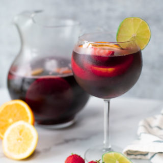 Traditional Red Sangria